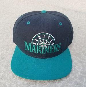 1990s Seattle Mariners Snapback Hat